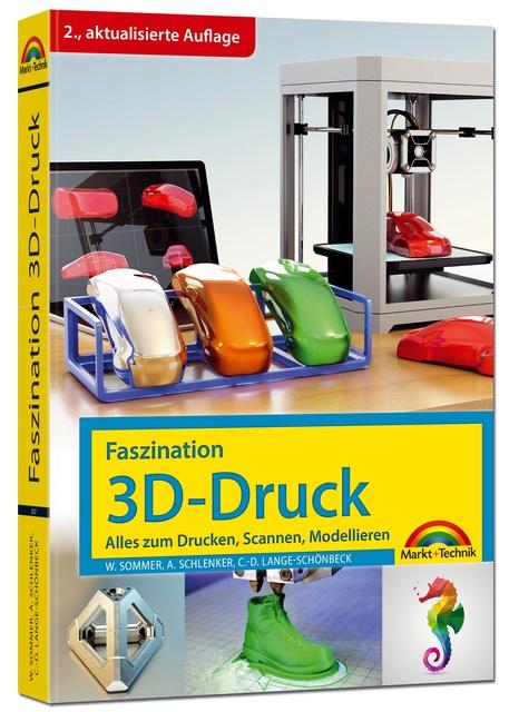 Unser 3D-Druck Buch